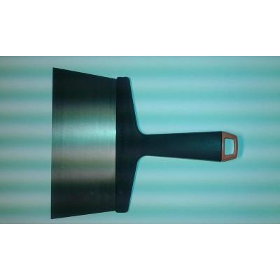 "Spatula 200"", metal scraper, polyamid handle"