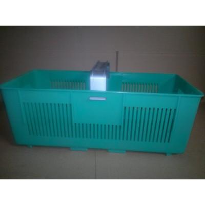 Plastmasas pārtikas kaste ar rokturi 10 L